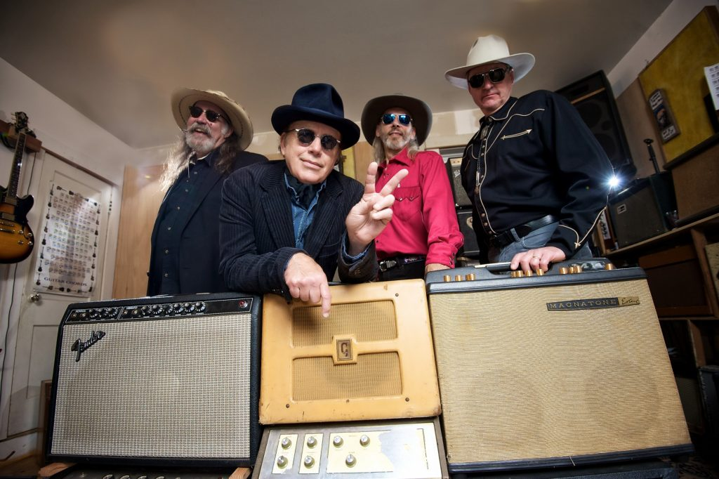 Ron Rogers and the Wailing Wind Amps